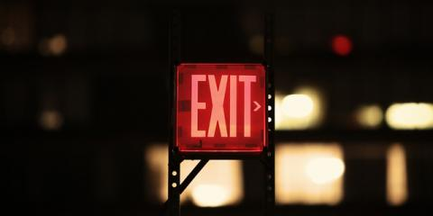 5 Important Exit Lighting Rules for Businesses, Anchorage, Alaska