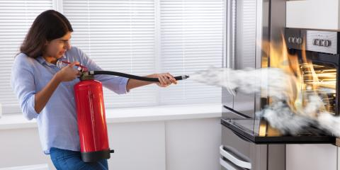When Should You Replace Fire Extinguishers?, Anchorage, Alaska