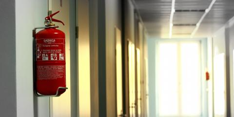 What to Know About Fire Extinguishers in Office Buildings, Fairbanks, Alaska