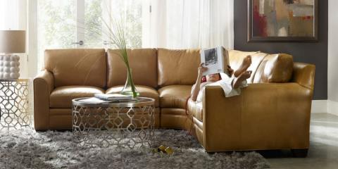 Top 4 Reasons to Choose Leather Furniture, Anchorage, Alaska