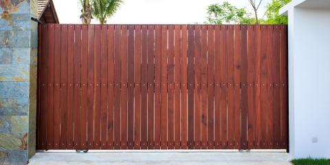 3 Reasons to Install a Driveway Gate, Anchorage, Alaska