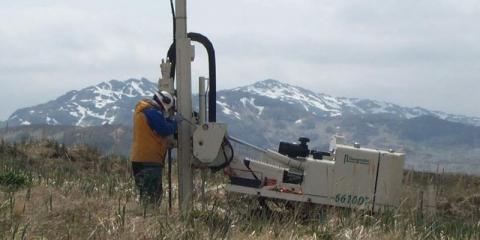 The Benefits of Using a Geoprobe®, Anchorage, Alaska