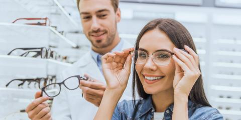 3 Reasons to Get Your Glasses in Person as Opposed to Online, Anchorage, Alaska