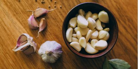 Italian Restaurant Shares 4 Health Benefits of Garlic, Anchorage, Alaska