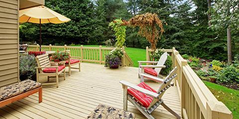 How to Enjoy the Warmer Weather With a Brand-New Deck, ,