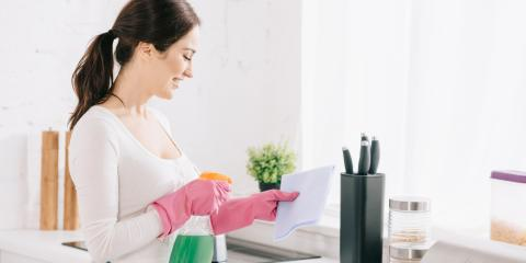 4 Tips to Keep Your Kitchen Clean While You Cook, Anchorage, Alaska