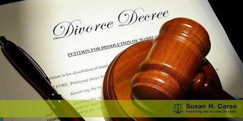 How Divorce Attorney Susan H. Carse Can Help You Maintain a Healthy & Civil Divorce, Anchorage, Alaska