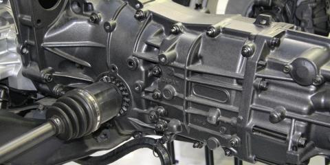Anchorage Mechanics Explain How Manual & Automatic Transmissions Work, Anchorage, Alaska