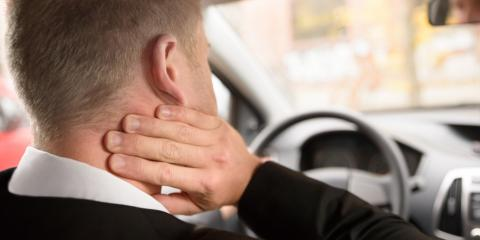 3 Tips for Avoiding Neck Pain Caused By Driving, Anchorage, Alaska