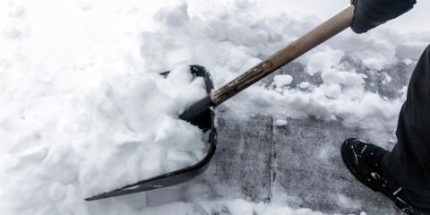 Do's & Don'ts of Driveway Snow Shoveling, Anchorage, Alaska