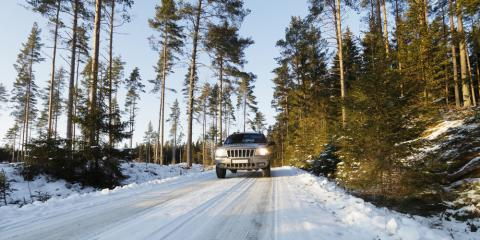 Alaska Accident Attorney Offers 3 Essential Winter Driving Tips, Anchorage, Alaska