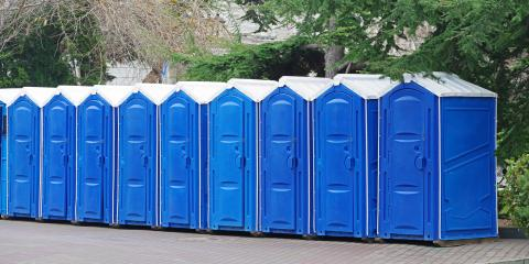 3 Reasons to Choose a Porta Potty Rental for Your Next Event, Anchorage, Alaska