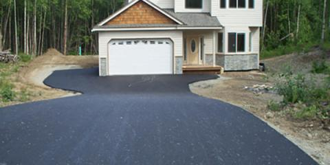 Do's & Don'ts of Caring for a New Asphalt Driveway, Anchorage, Alaska