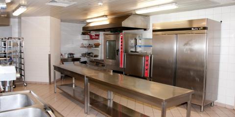 Retrofitting a Commercial Restaurant Refrigeration System, Anchorage, Alaska