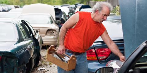 4 Used Car Parts That Are Safe to Buy, Anchorage, Alaska