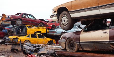 3 Signs It's Time to Salvage Your Car, Anchorage, Alaska
