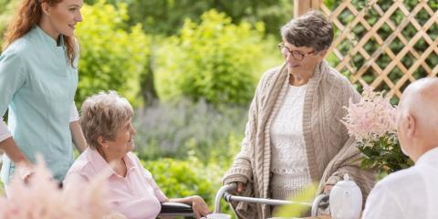 3 Reasons Companionship Is Important for Seniors, Anchorage, Alaska