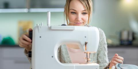 Looking for a New Hobby? Try Sewing This New Year, Anchorage, Alaska