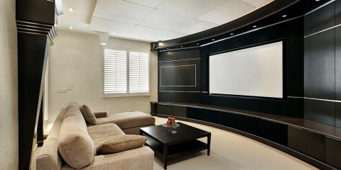 3 Tips for Dressing Up Your Home Theater Windows, Anchorage, Alaska