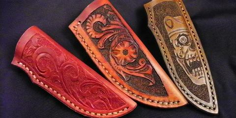 How to Find the Right Sheath for Your Knife, Anchorage, Alaska