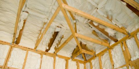 5 Advantages of Spray Foam Insulation, Anchorage, Alaska