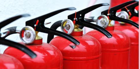 4 Types of Fire Extinguishers, Fairbanks, Alaska