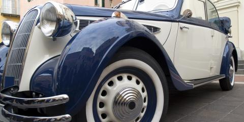 3 Tips for Maintaining a Classic Car, Anchorage, Alaska