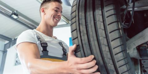 5 Facts to Know About Tire Tread, Anchorage, Alaska