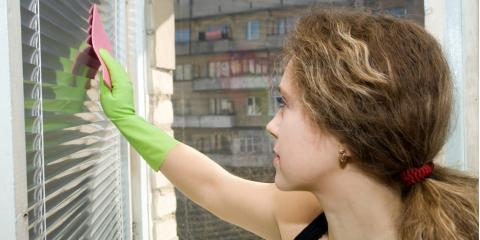 3 Ways to Keep Your Window Blinds & Shutters Clean, Anchorage, Alaska