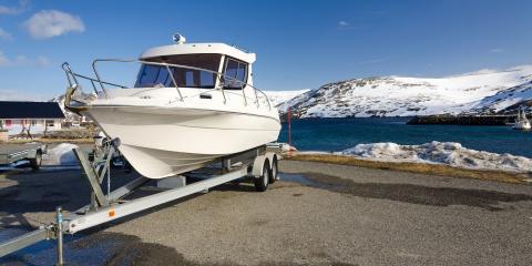 3 Tips for Winter Boat Storage, Anchorage, Alaska
