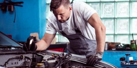 3 Signs Your Car Engine Is Overheating, Anchorage, Alaska