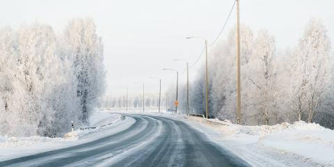 3 Advantages of an Asphalt Driveway in a Cold Climate, Anchorage, Alaska