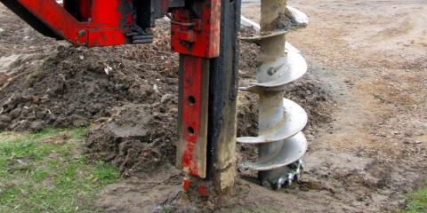 How Soil Conditions Influence Auger Drilling Equipment Selection, Anchorage, Alaska