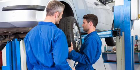 Auto Maintenance 101: The Importance of Regular Tire Rotations & Alignment, Anchorage, Alaska