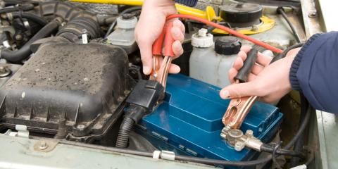 Why Everyone Should Recycle Their Car Batteries, Anchorage, Alaska