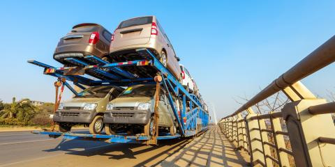 3 Steps to Take Before Shipping Your Vehicle, Anchorage, Alaska