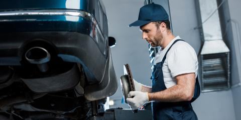 How to Take Good Care of Your Brakes, Anchorage, Alaska