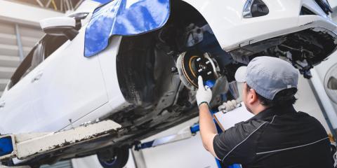 3 Reasons You Need Regular Brake Inspections, Anchorage, Alaska