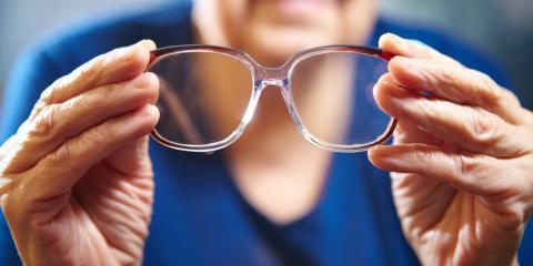 Glaucoma Awareness & Using Eyewear to Restore Peripheral Vision, Anchorage, Alaska
