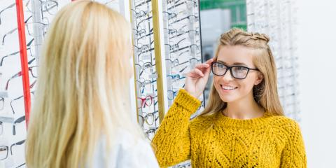 Why Support an Independent Optical Center?, Anchorage, Alaska
