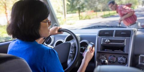 Criminal Defense Attorneys Discuss Alaska's Distracted Driving Laws, Anchorage, Alaska