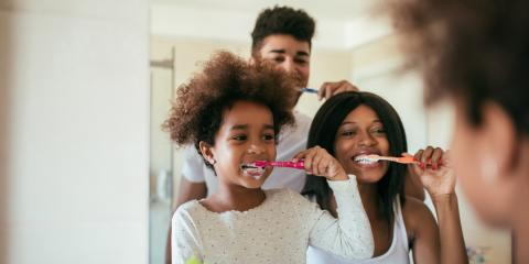 Getting Kids' Dental Care Back on Track in the New Year, Anchorage, Alaska