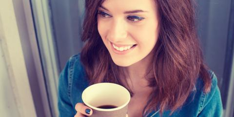 How to Sip Coffee Without Staining Your Smile, Anchorage, Alaska