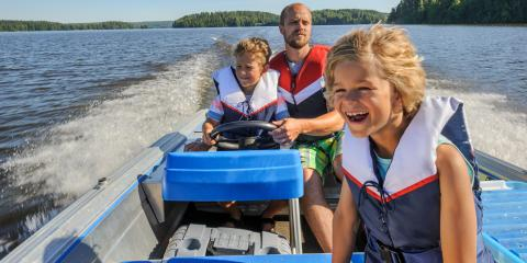 5 Reasons to Buy aPontoon Boat for Your Family, Anchorage, Alaska