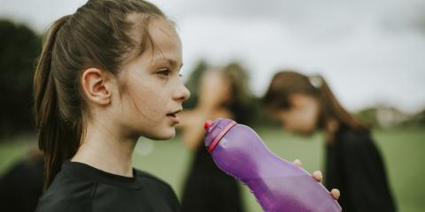 Why You Should Stop Giving Sports Drinks to Children, Anchorage, Alaska