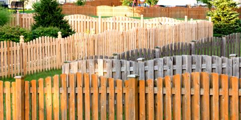 3 Signs Your Fence Needs Repairs, Anchorage, Alaska
