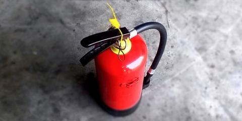 Fire Alarm Installation: A Few Tips for Using & Storing Fire Extinguishers, Anchorage, Alaska