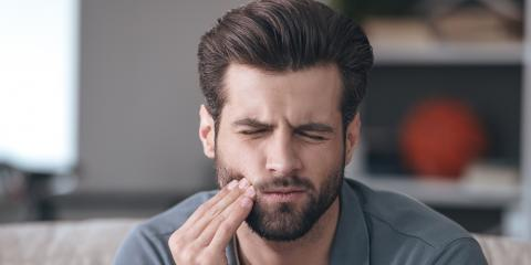 4 Common Causes of Toothaches, Anchorage, Alaska