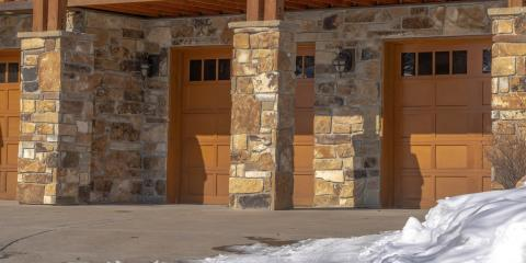 3 Steps to Take If Your Garage Door Freezes, ,