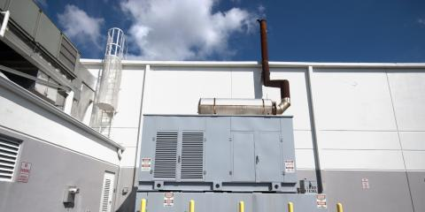 The Top 3 Benefits Diesel Generators Provide, Anchorage, Alaska